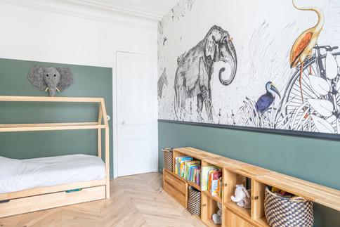 chambre safari