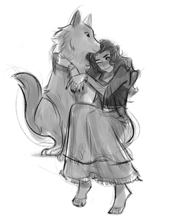 the guardians: alexandria & luna