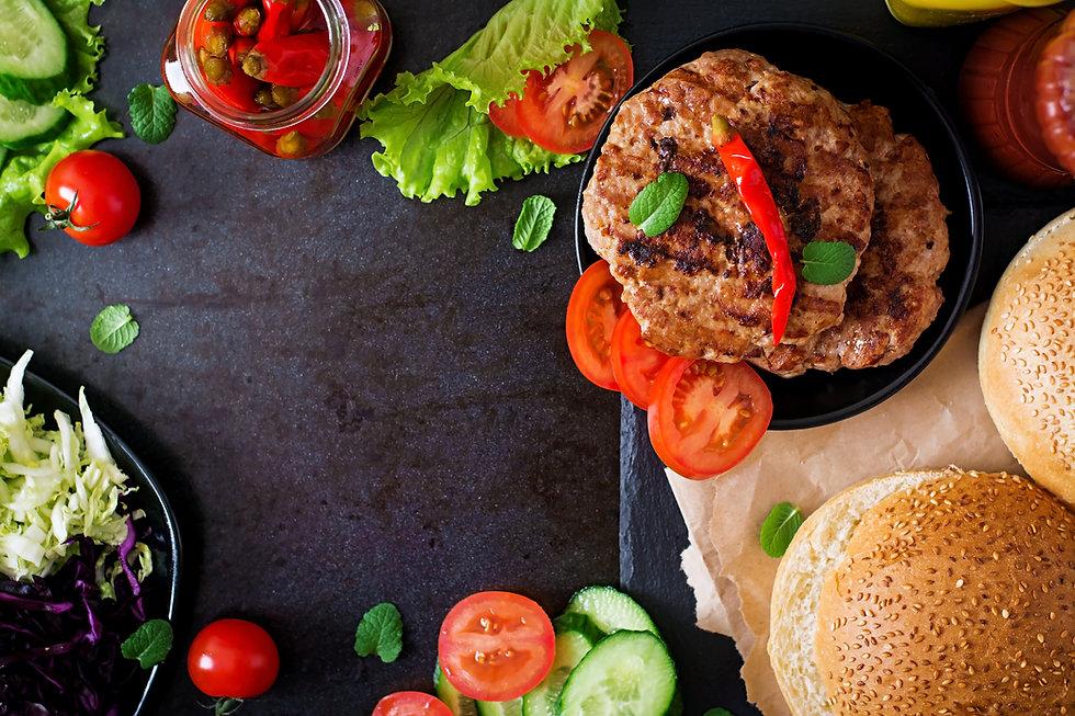devanco Turkey Burger