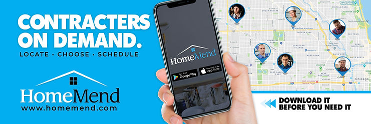 HomeMend Billboard Design 2