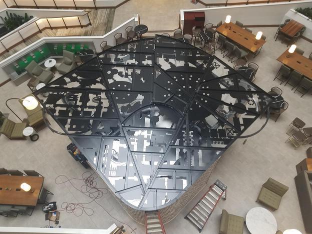 Capitol Floor Plan Canopy