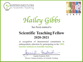 You want to teach science? You should take this course.