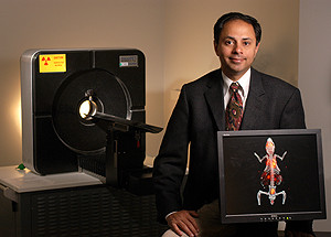 We mourn the loss of Sam Ghambir...An innovator that took medical imaging to new heights