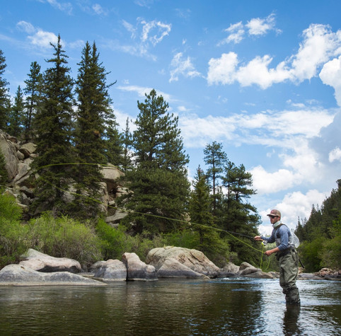 6 Colorado Rivers, Creeks and Lakes for Fly Fishing Beginners