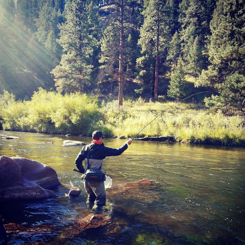 10 Tips for Fly Fishing Beginners