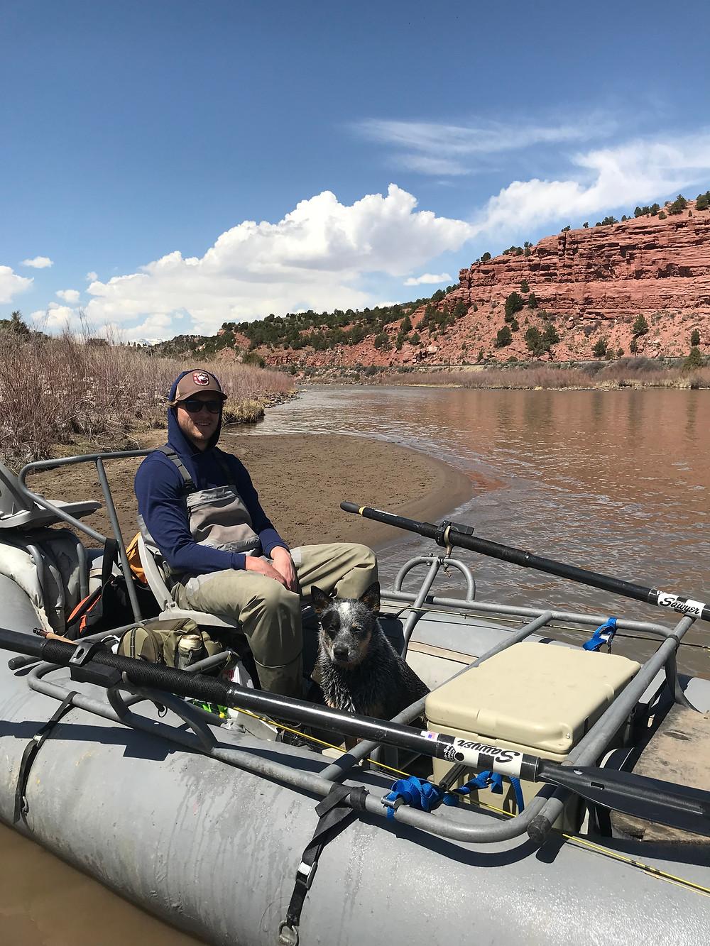 Colorado river 5 tips for fishing run off