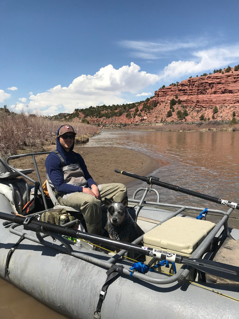5 Tips for Fishing Spring Runoff
