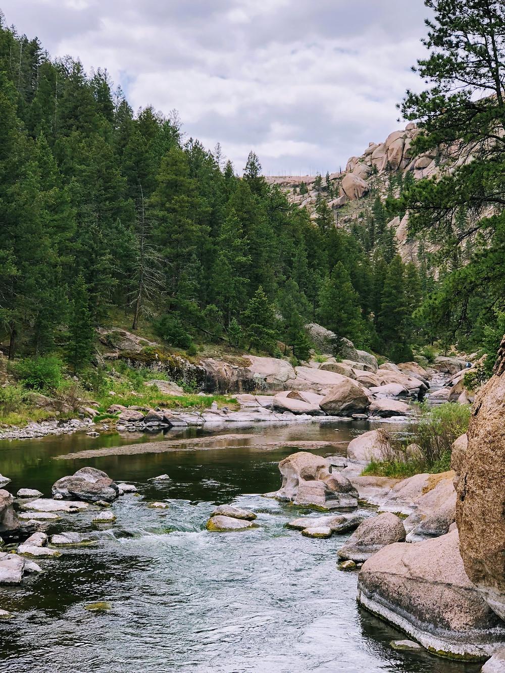 Cheesman Canyon South Platte Colorado