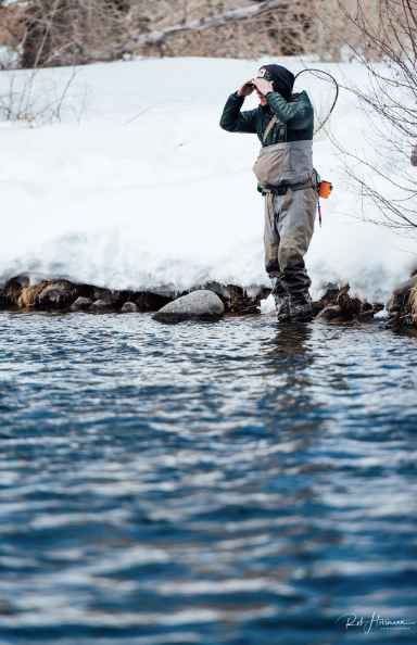 Tips for Sight Fishing Trout