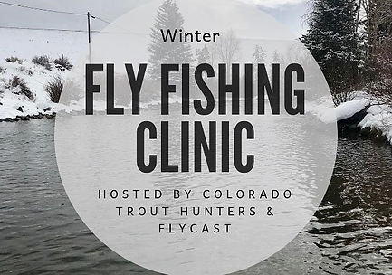 Winter fly fishing can be intimidating b