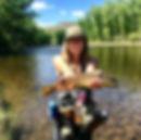 Ellen Ryon Fly Fishing
