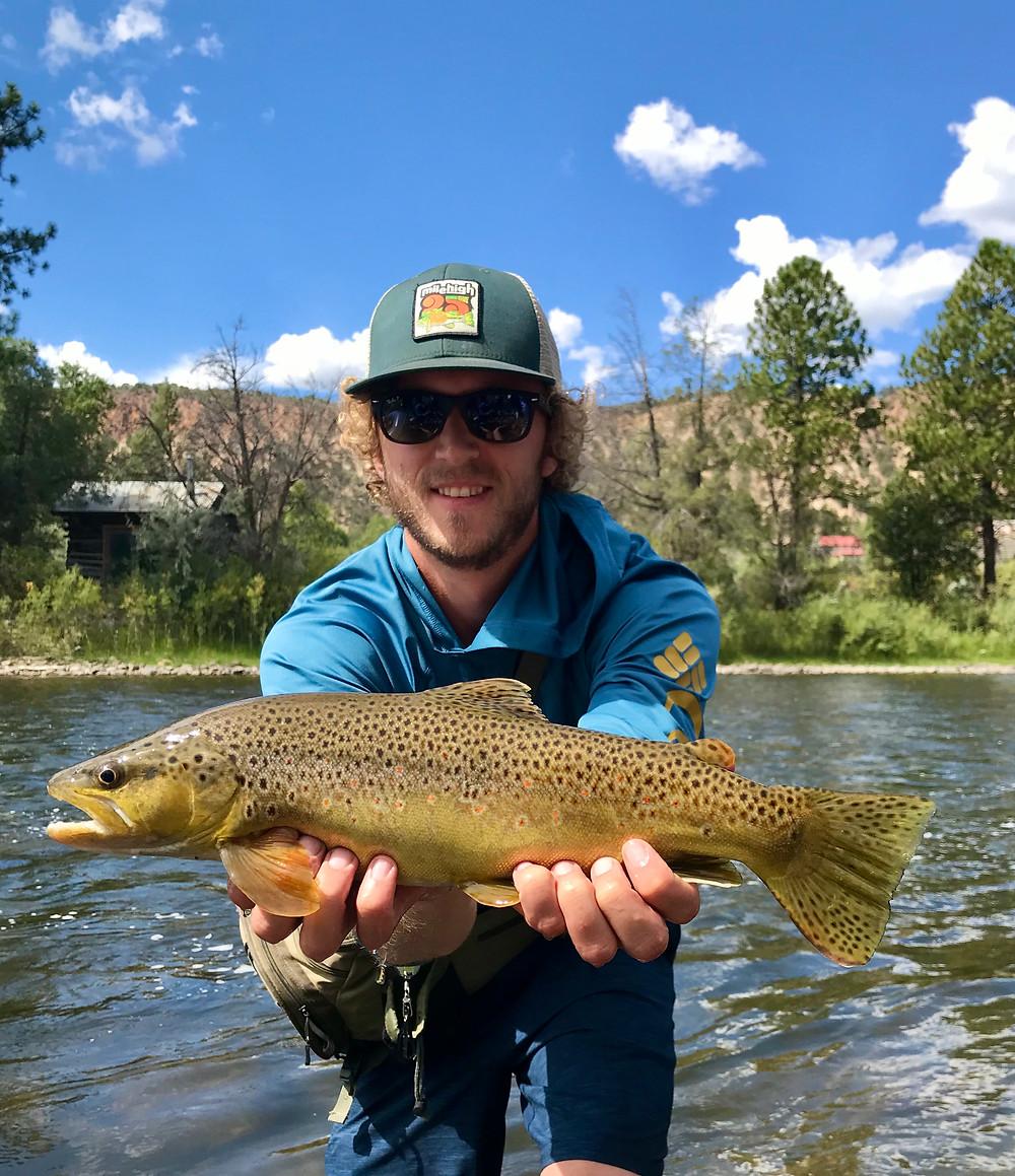 Fly Fishing Roaring Fork River