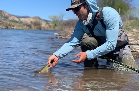 Tips for Fishing Run-Off