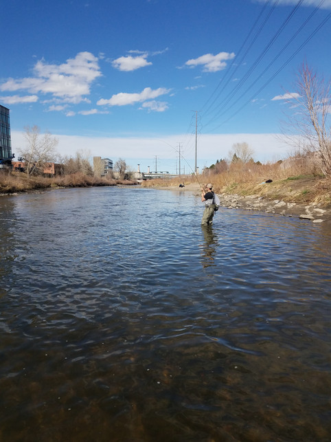 Tour of the South Platte