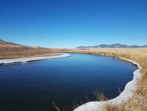 Best Colorado Winter Fly Fishing Destinations