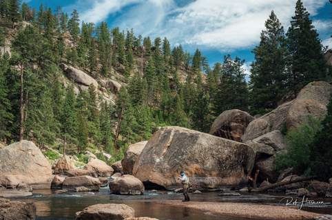 Fly Fishing and the Flow Dynamics of the South Platte River Basin