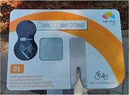 un affichage à vos couleurs pour votre service de vélos en libre service - Cycletic