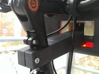 Une station de vélos électriques en libre service pour la ville de Seraing (Belgique)
