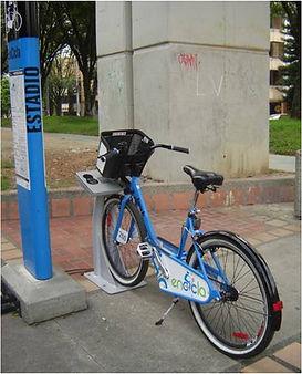 vélos en libre service pour les entreprises