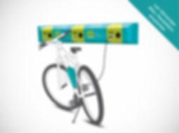 borne de recharge vélo électrique - implantation en ligne - Cycletic
