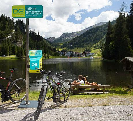 borne de recharge vélo électrique - tourisme loisir - Cycletic