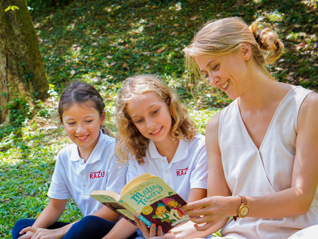 Help Your Child Develop a Love for Reading from a Young Age