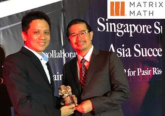 Matrix Math Online tuition award 1.png