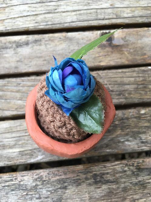 Blue Flower Spirit- Big