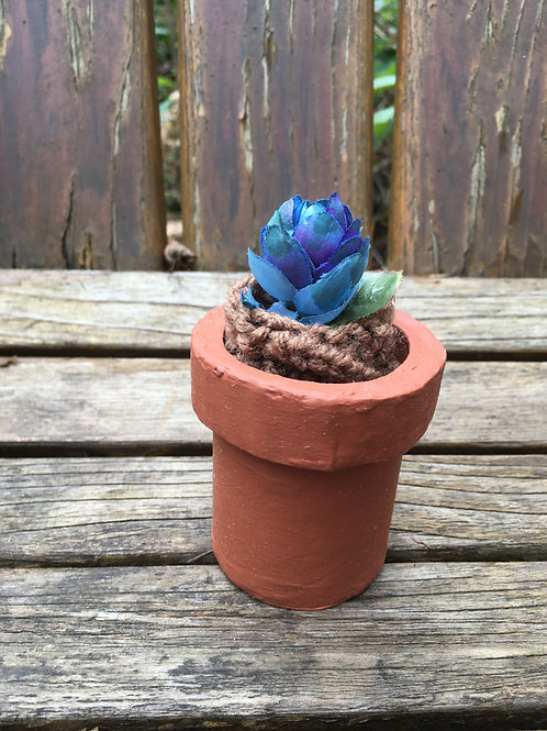 Blue FlowerSpirit- Little