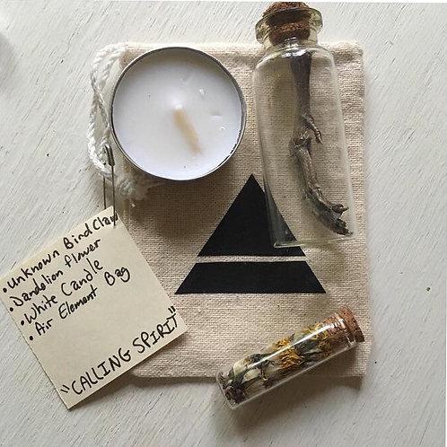 Calling Spirit Witchcraft Bag
