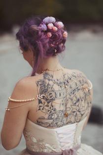 Bridal Necklace/Shoulder Piece