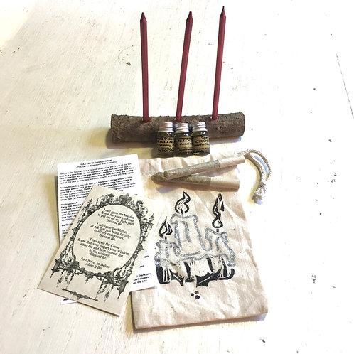 Yule Ritual Bag