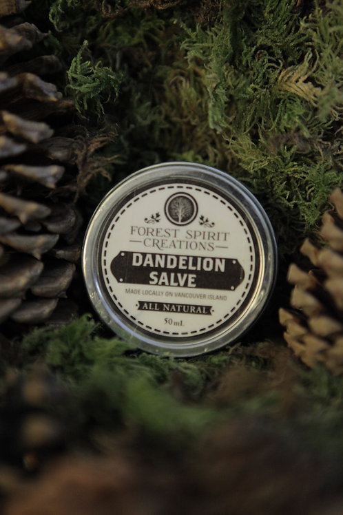 50 ml Dandelion Salve