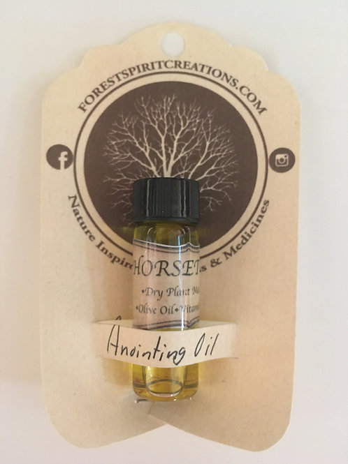 Horsetail Anointing Oil