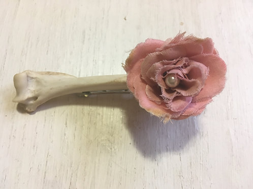 Deer Bone Hair Barrette