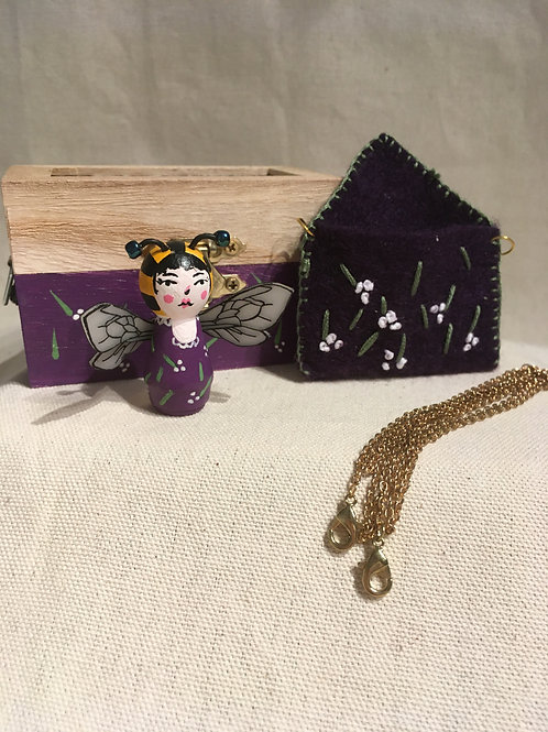 Bee Spirit Doll
