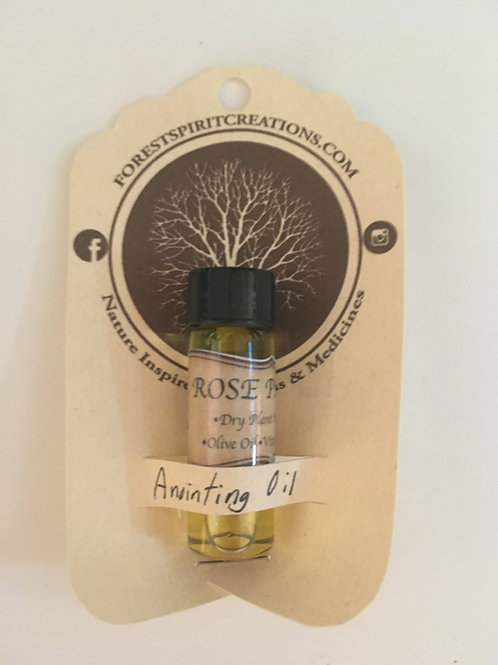 Rose Anointing Oil
