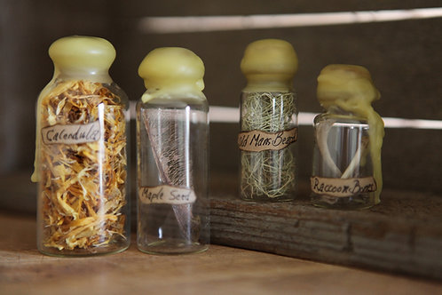 Oddity Curiosity Tiny Bottle Set