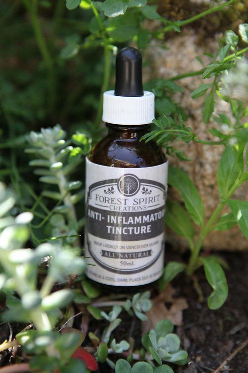50 ml Anti-Inflammatory Tincture