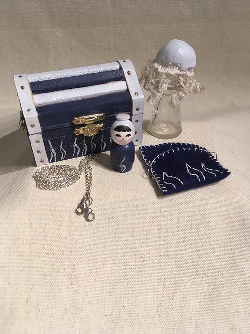 Jellyfish Spirit Doll