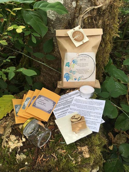 Abundance Spell Jar Kit