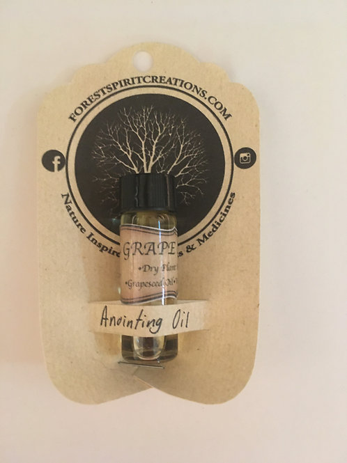 Grape Leaf Anointing Oil