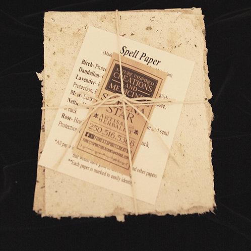 Spell Paper Bundle 1