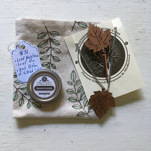 Sycamore Gift Bag + Balm of Gilead