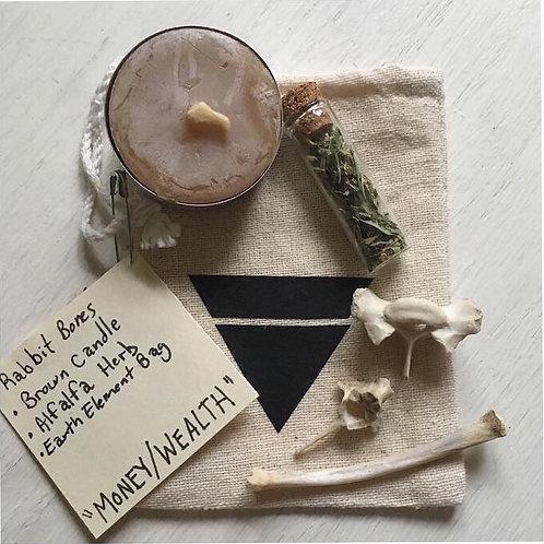 Money Witchcraft Bag