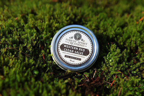 30 ml Western Red Cedar Salve