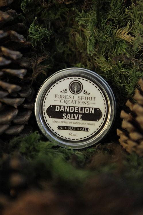 15 ml Dandelion Salve