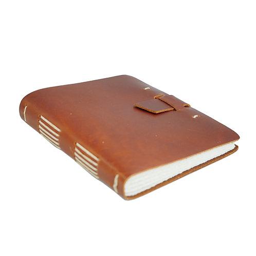 Lather Journal-Saddle
