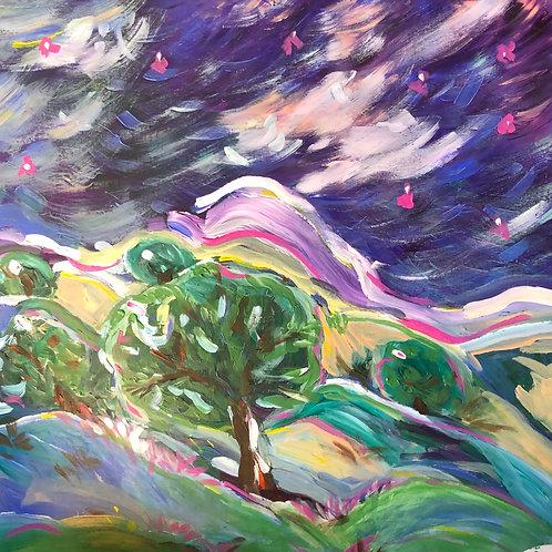 Landscape By Jessica Cardinahl