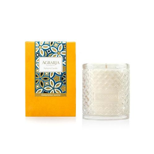 Mediterranean Jasmine Scented Jar Candle